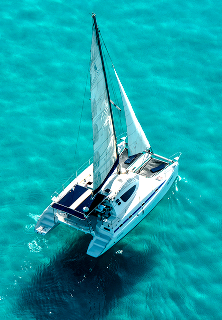 catamaran awesome